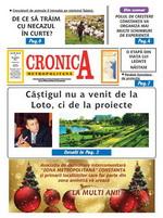 Cronica Metropolitana nr. 38