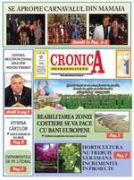 Cronica Metropolitana nr. 54