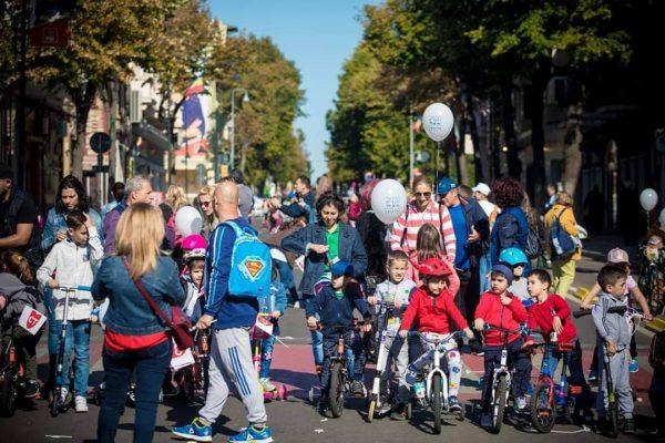 Săptămâna europeană a mobilității - Constanța, 22 septembrie 2019